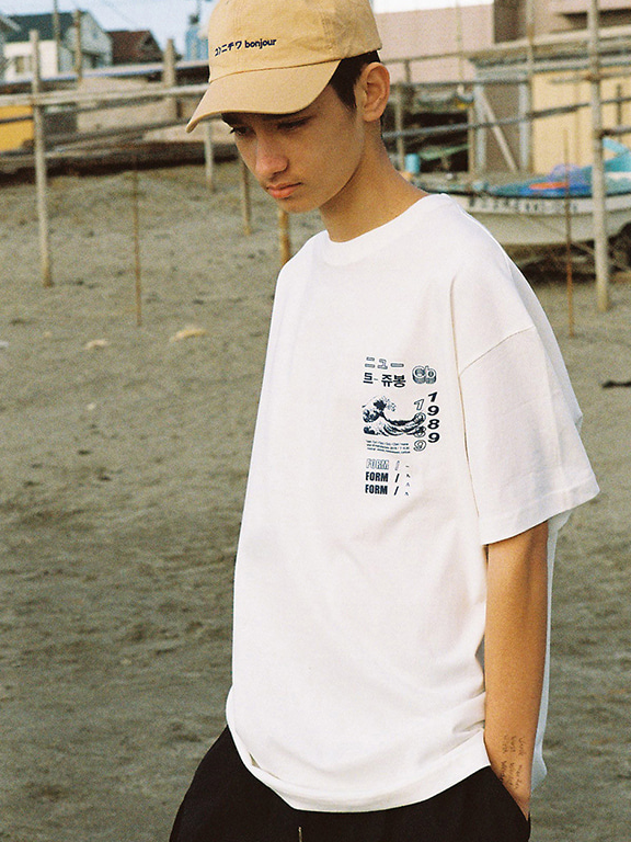 WAVE T(WHITE)