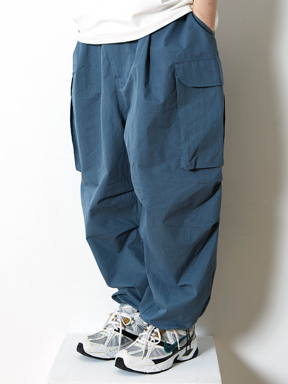 WIDE CARGO PANTS(AIR FORCE)